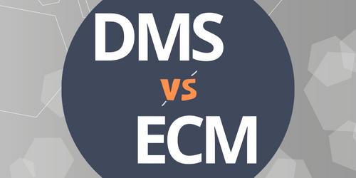 Co je to DMS/ECM.