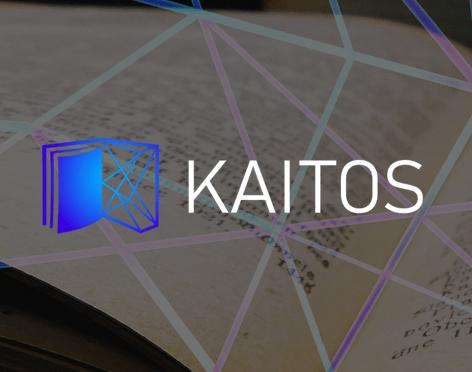 Logo produktu KAITOS.
