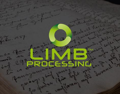 Logo software Limb processing.