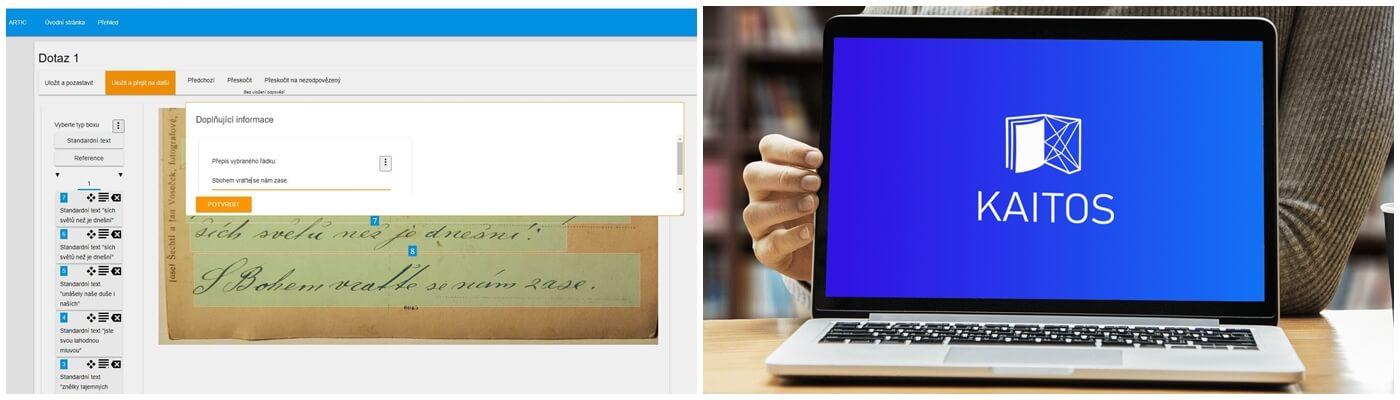 Digitalizace minulosti s nástroji budoucnosti. Článek od společnosti EXON.